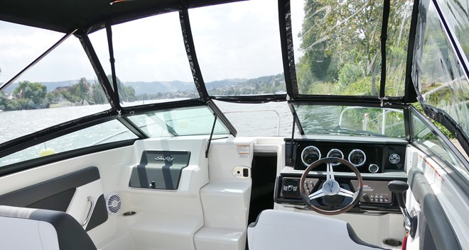 Sea Ray 230 SSE Sunsport
