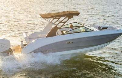 Sea Ray 250 SDO Titlebild