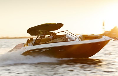 Sea Ray 250 SLXE Titelbild