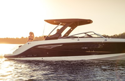 Sea Ray 280 SLX Bowrider
