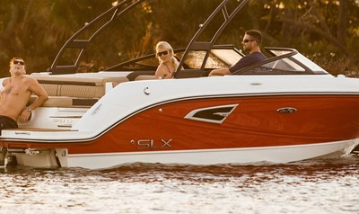 Sea Ray 230 SLX neu