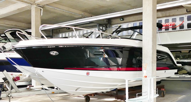Sea Ray 250 SSE Sunsport mit Kabine 2020