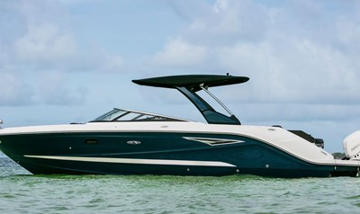 Sea Ray 310 SXO Titelbild