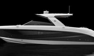 Sea Ray 400 SLX Titelbild